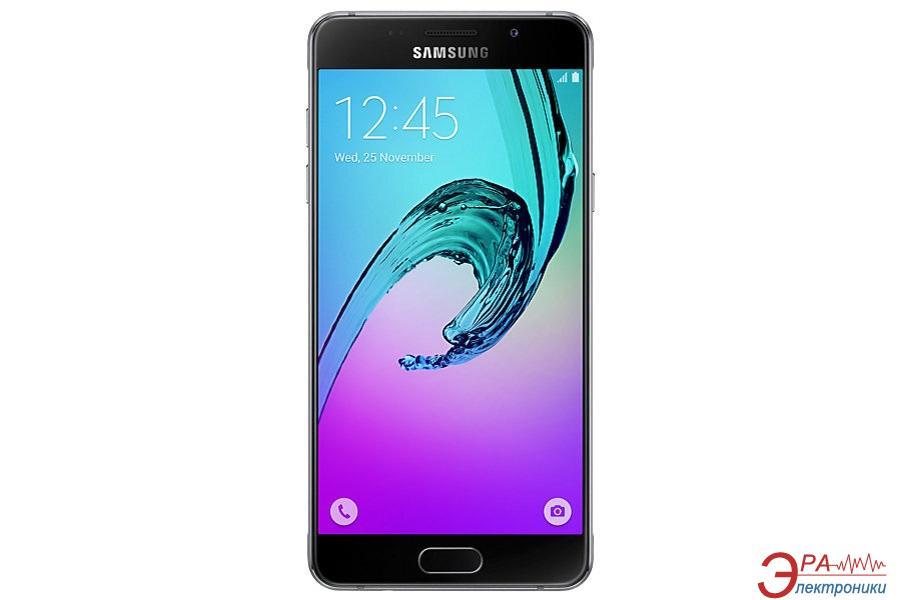 Смартфон Samsung Galaxy A5 2016 Duos Black (SM-A510FZKDSEK)