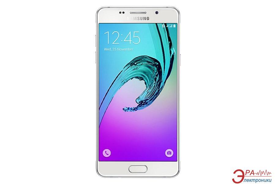 Смартфон Samsung Galaxy A5 2016 Duos White (SM-A510FZWDSEK)
