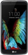 Смартфон LG K10 (K410) DUAL SIM BLACK BLUE (LGK410.ACISKU)