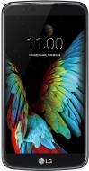 Смартфон LG K10 LTE (K430) DUAL SIM BLACK BLUE (LGK430ds.ACISKU)