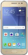 Смартфон Samsung Galaxy J2 Duos SM-J200H Gold (SM-J200HZDDSEK)