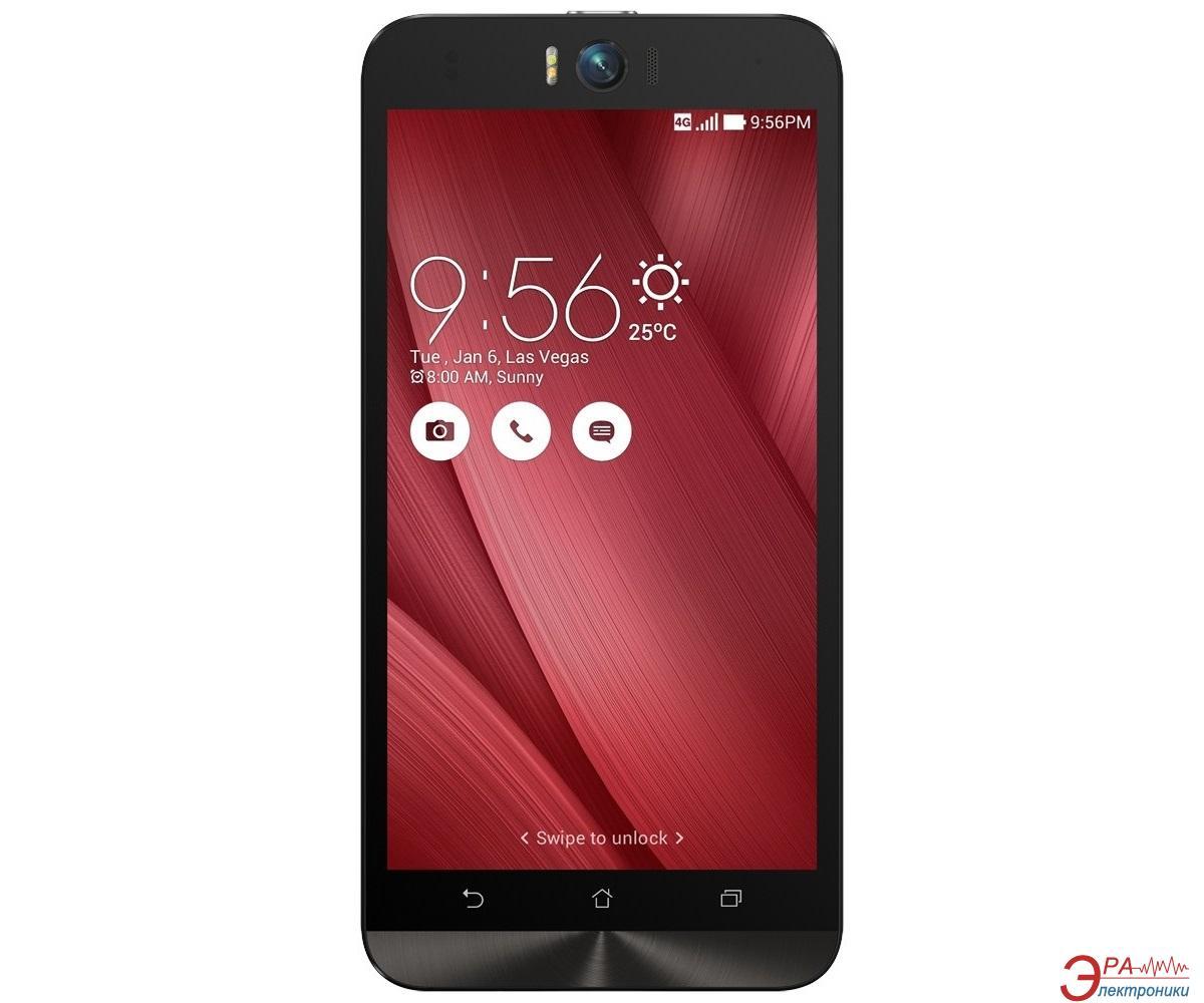 Смартфон Asus ZenFone Selfie 16GB Black (ZD551KL-1A445WW)