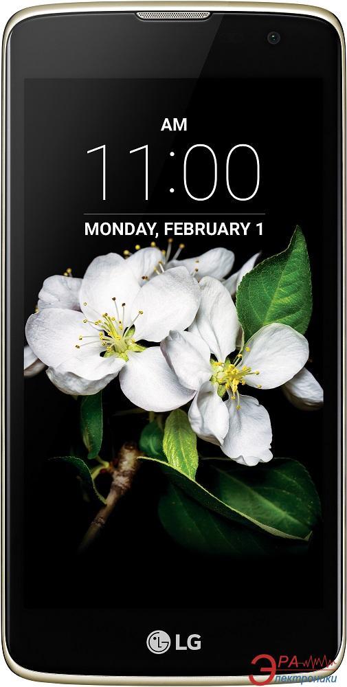 Смартфон LG K7 X210ds GOLD (LGX210DS.ACISKG)