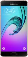 Смартфон Samsung Galaxy A5 2016 Duos PINK GOLD (SM-A510FEDDSEK)