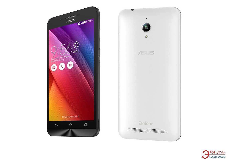 Смартфон Asus ZenFone Go ZC500TG White 8Gb (ZC500TG-1B153WW)