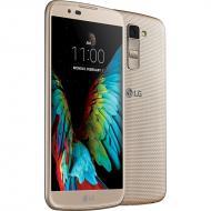 Смартфон LG K10 LTE (K430) DUAL SIM GOLD (LGK430DS.ACISKG)