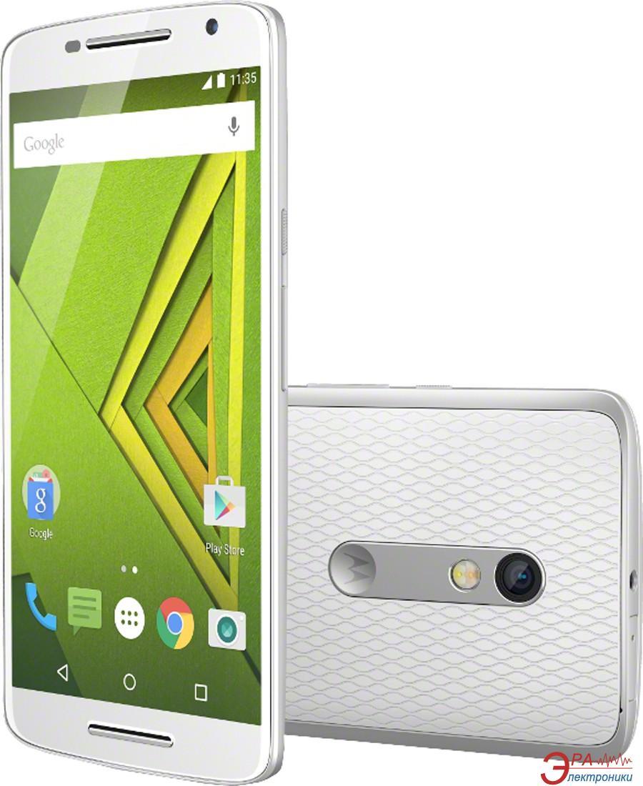 Смартфон Motorola XT1562 Moto X Play 16Gb Dual Sim White (SM4354AD1K7)