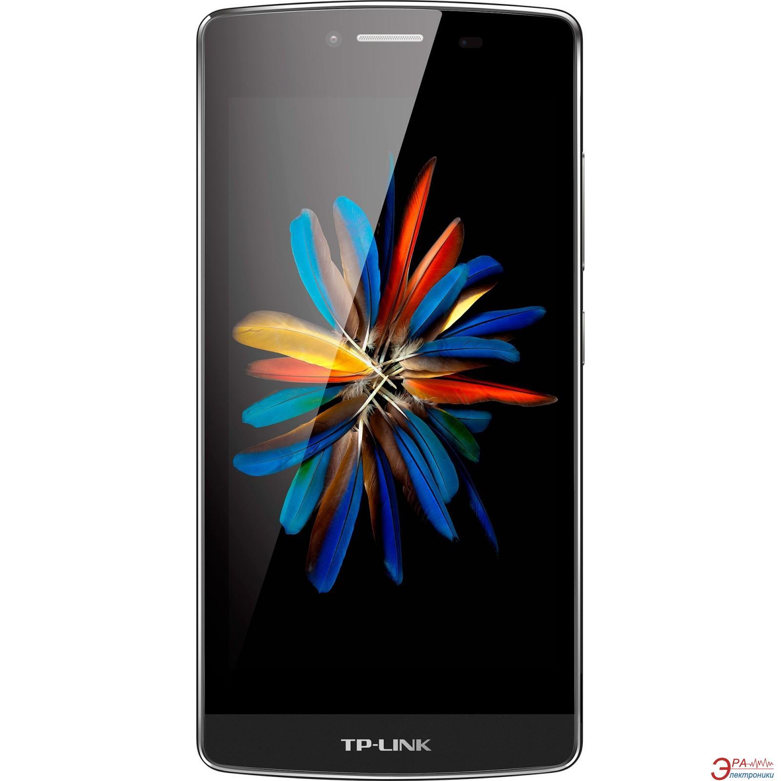Смартфон TP-Link Neffos C5 Dual Sim Dark Grey (TP701A24UA)