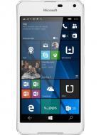 Смартфон Microsoft Lumia 650 Dual Sim White (A00027271)