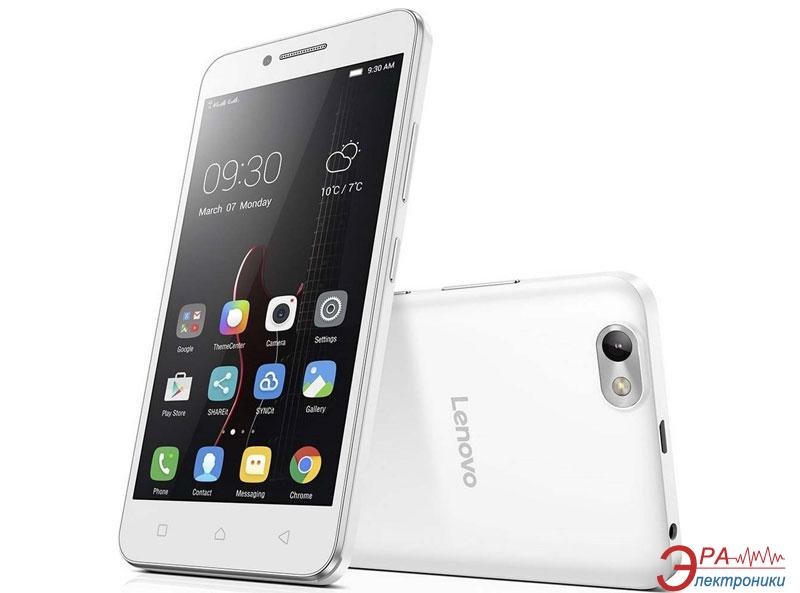 Смартфон Lenovo Vibe C A2020 Dual Sim White