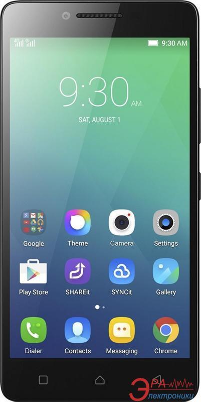 Смартфон Lenovo A6010 Music 8GB Dual Sim Black (PA220040UA)