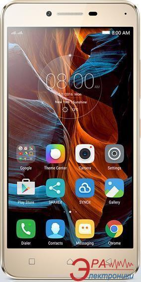 Смартфон Lenovo Vibe K5 Plus A6020 Dual Sim Champagne Gold (PA2R0024UA)