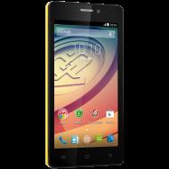 Смартфон Prestigio Wize N3 3507 Dual Sim Yellow