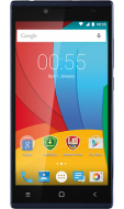 Смартфон Prestigio MultiPhone Grace Q5 5506 Dual Sim Blue