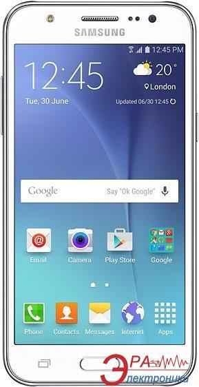 Смартфон Samsung Galaxy J5 J510H Dual Sim White (SM-J510HZWDSEK)