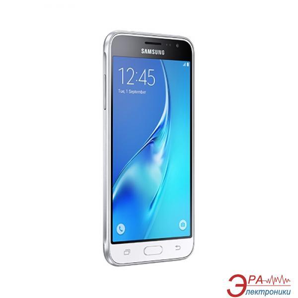 Смартфон Samsung Galaxy J3 2016 J320H Dual Sim White (SM-J320HZWDSEK)