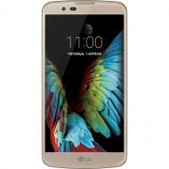 Смартфон LG K10 (K410) DUAL SIM GOLD (LGK410.ACISSG)