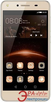Смартфон Huawei Y5II Dual Sim Gold (51050GLD)