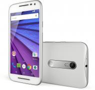 Смартфон Motorola Moto G 16Gb Dual Sim White (SM4365AD1K7)