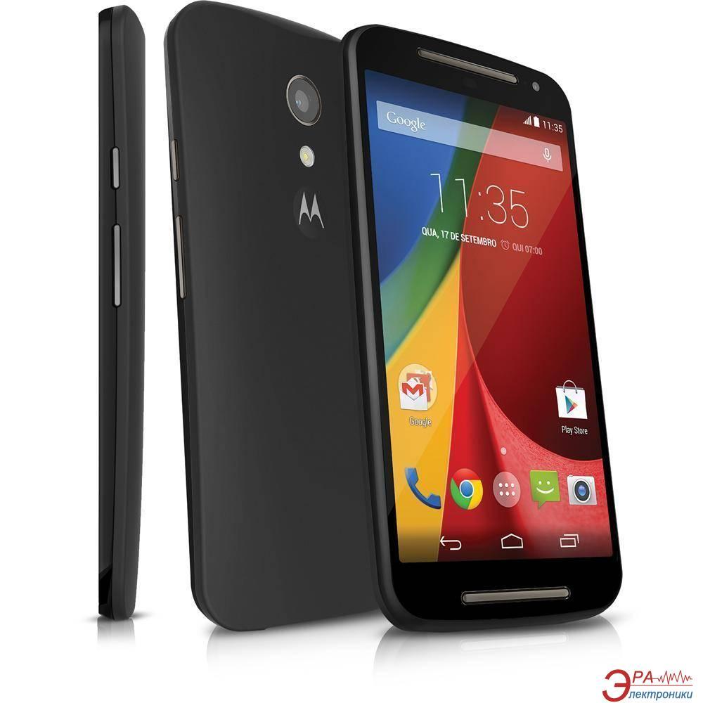 Смартфон Motorola Moto G 16Gb Dual Sim Black (SM4365AE7K7)
