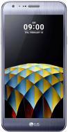 Смартфон LG X CAM (K580) DUAL SIM TITAN SILVER (LGK580DS.ACISTS)