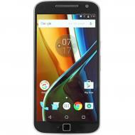 �������� Motorola MOTO G PLUS 4G (XT1642) DUAL SIM BLACK (SM4377AE7K7)
