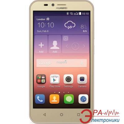 Смартфон Huawei Ascend Y625 Dual Sim Gold
