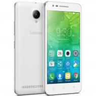 Смартфон Lenovo VIbe C2 White (PA450046UA)