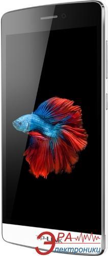 Смартфон TP-Link Neffos C5 Max Dual Sim Pearl White (TP702A14UA)