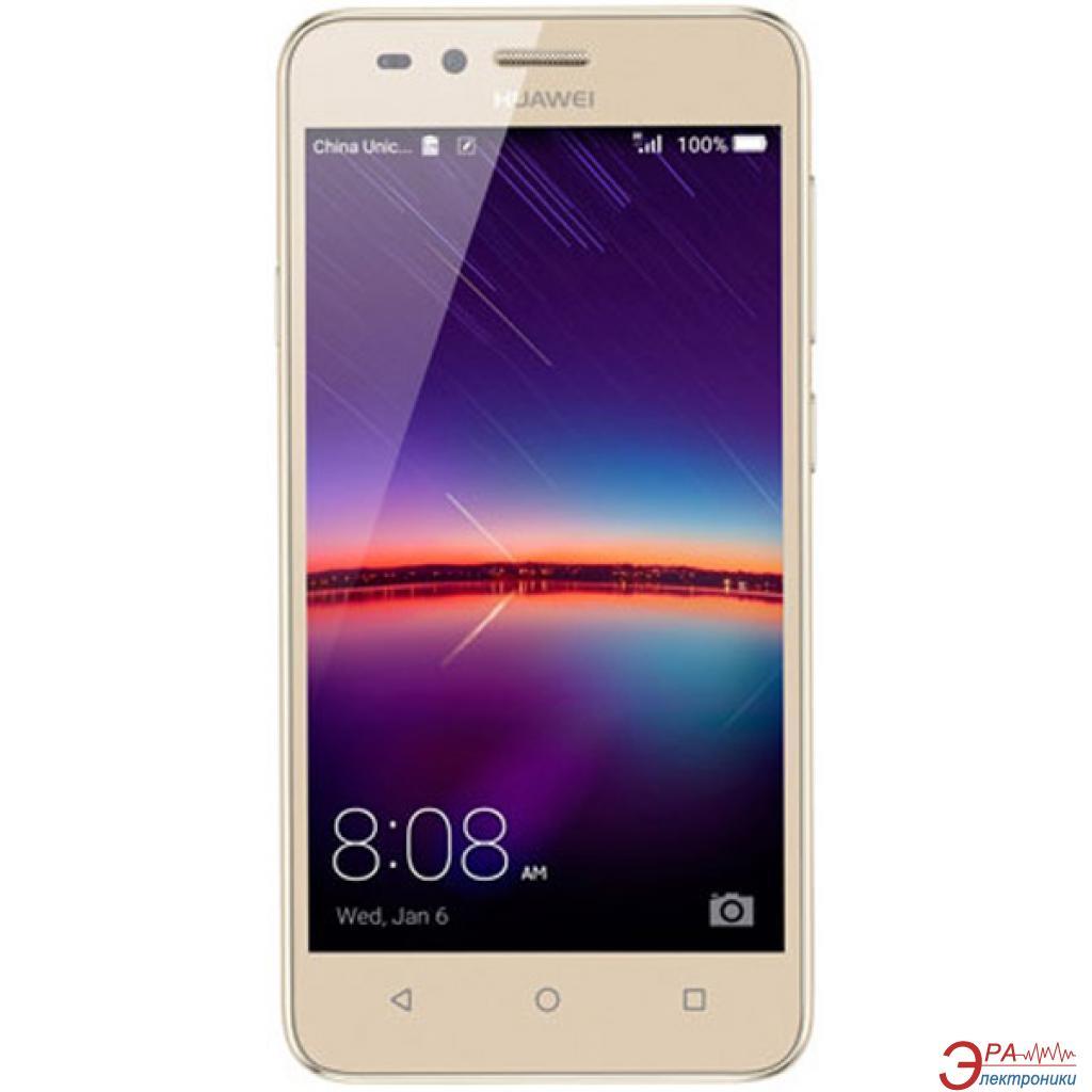 Смартфон Huawei Y3II Dual Sim Gold