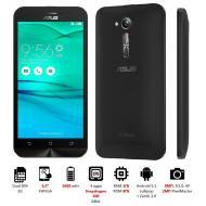 Смартфон Asus ZenFone Go ZB500KG DualSim Black (ZB500KG-1A001WW)