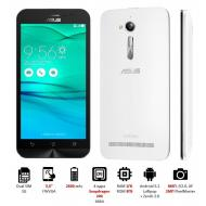 Смартфон Asus ZenFone Go ZB500KG Dual Sim White (ZB500KG-1B005WW)