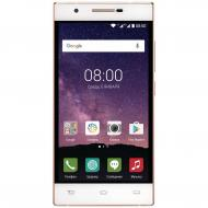 Смартфон Philips Xenium X586 Dual Sim White-Gold