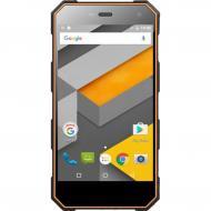 Смартфон Sigma X-treme PQ24 Dual Sim Black-Orange (4827798875629)