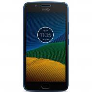 Смартфон Motorola Moto G5 (XT1676) 16Gb Blue (PA610107UA)