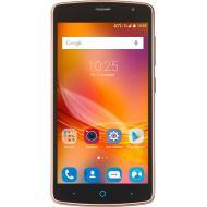 Смартфон ZTE Blade L5 Plus Dual Sim Gold