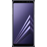Смартфон Samsung A530F (Galaxy A8 2018) 4/32GB DUAL SIM Orchid Gray (SM-A530FZVDSEK)