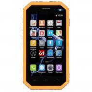 Смартфон TWOE E450R DualSim Yellow (708744071064)