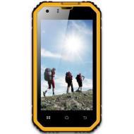 Смартфон Sigma X-treme PQ14 Dual Sim Black/Orange