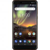 Смартфон Nokia 6.1 Dual SIM 2018 3/32GB Black (11PL2B01A11)