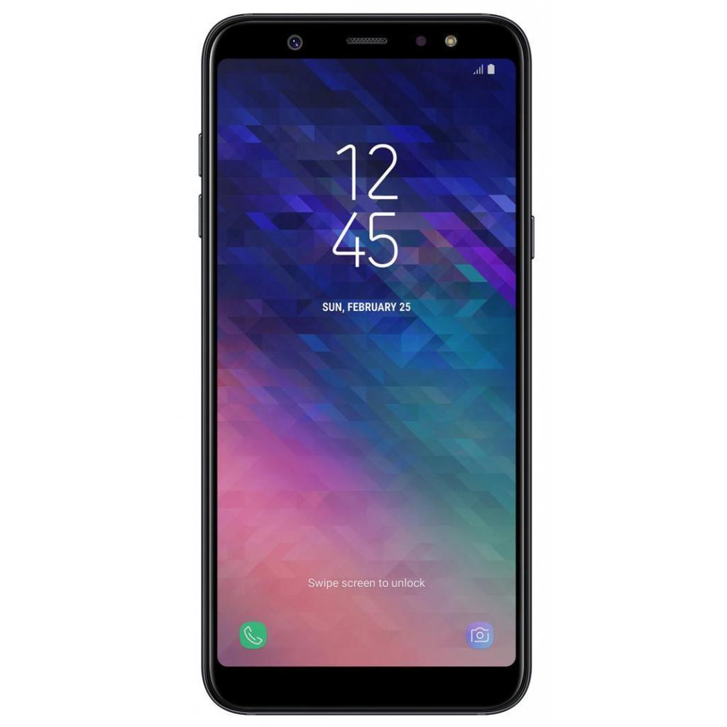 Смартфон Samsung Galaxy A6+ DUAL SIM BLACK (SM-A605FZKNSEK)