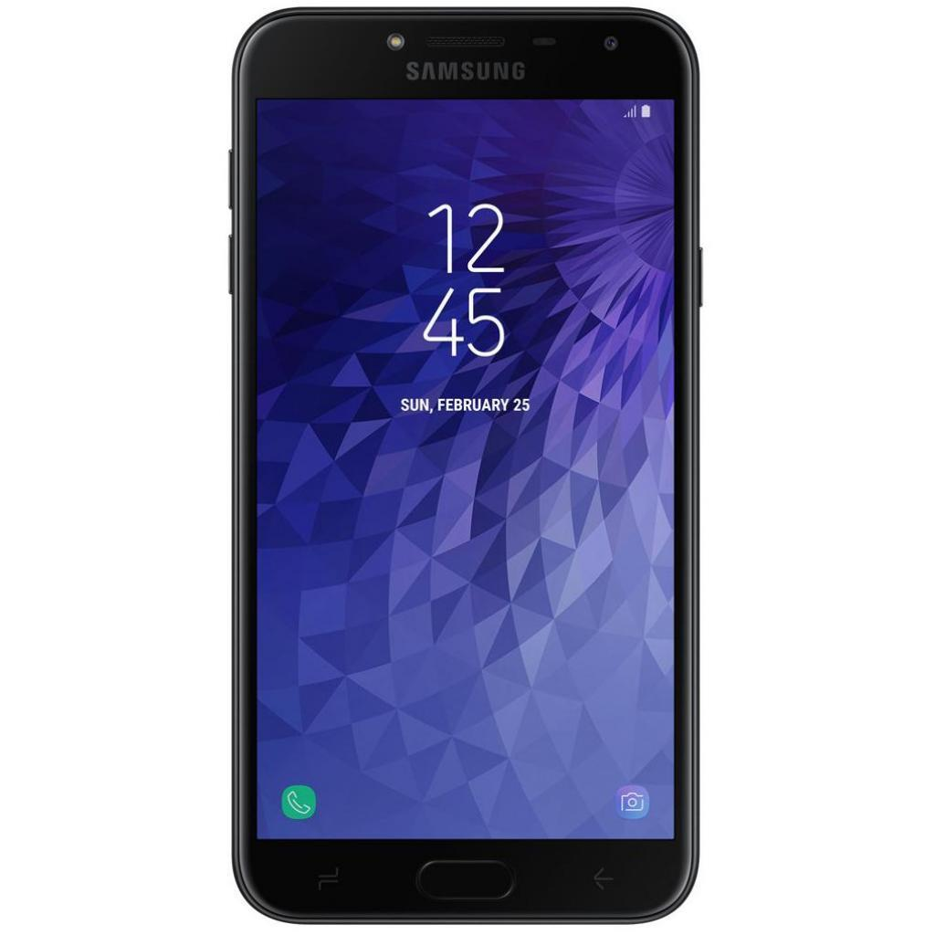 Смартфон Samsung Galaxy J4 Duos Black (SM-J400FZKDSEK)