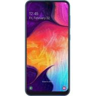 Смартфон Samsung Galaxy A50 6/128 Duos Blue (SM-A505FZBQSEK)
