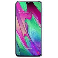 Смартфон Samsung Galaxy A40 4/64GB DUAL SIM BLACK (SM-A405FZKDSEK)