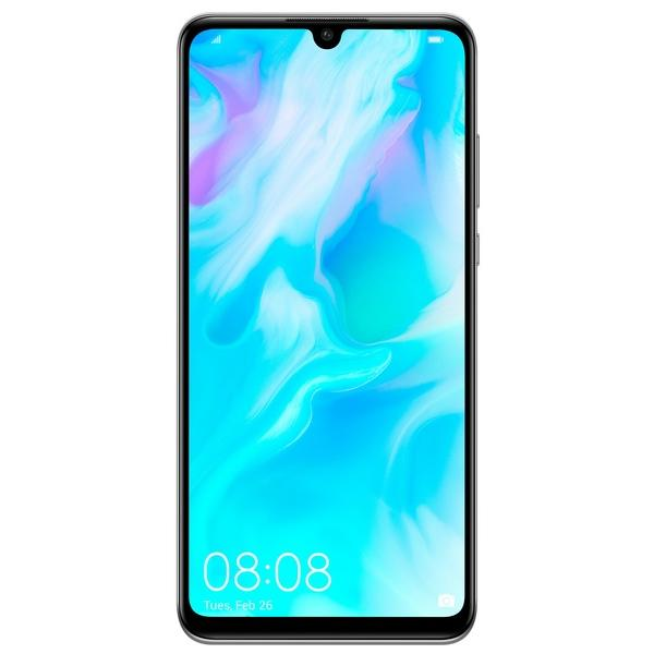 Смартфон Huawei P30 Lite 4/128GB pearl white (51093PUW)