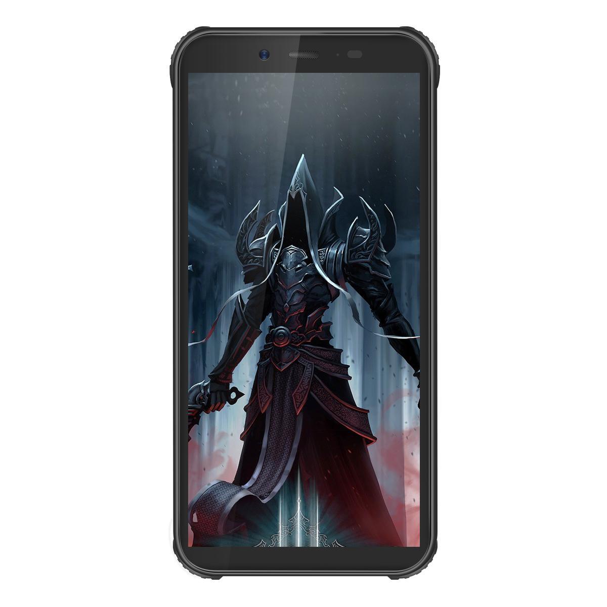 Смартфон Blackview BV5500 Pro 3/16GB DUALSIM Black OFFICIAL UA (6931548305798)