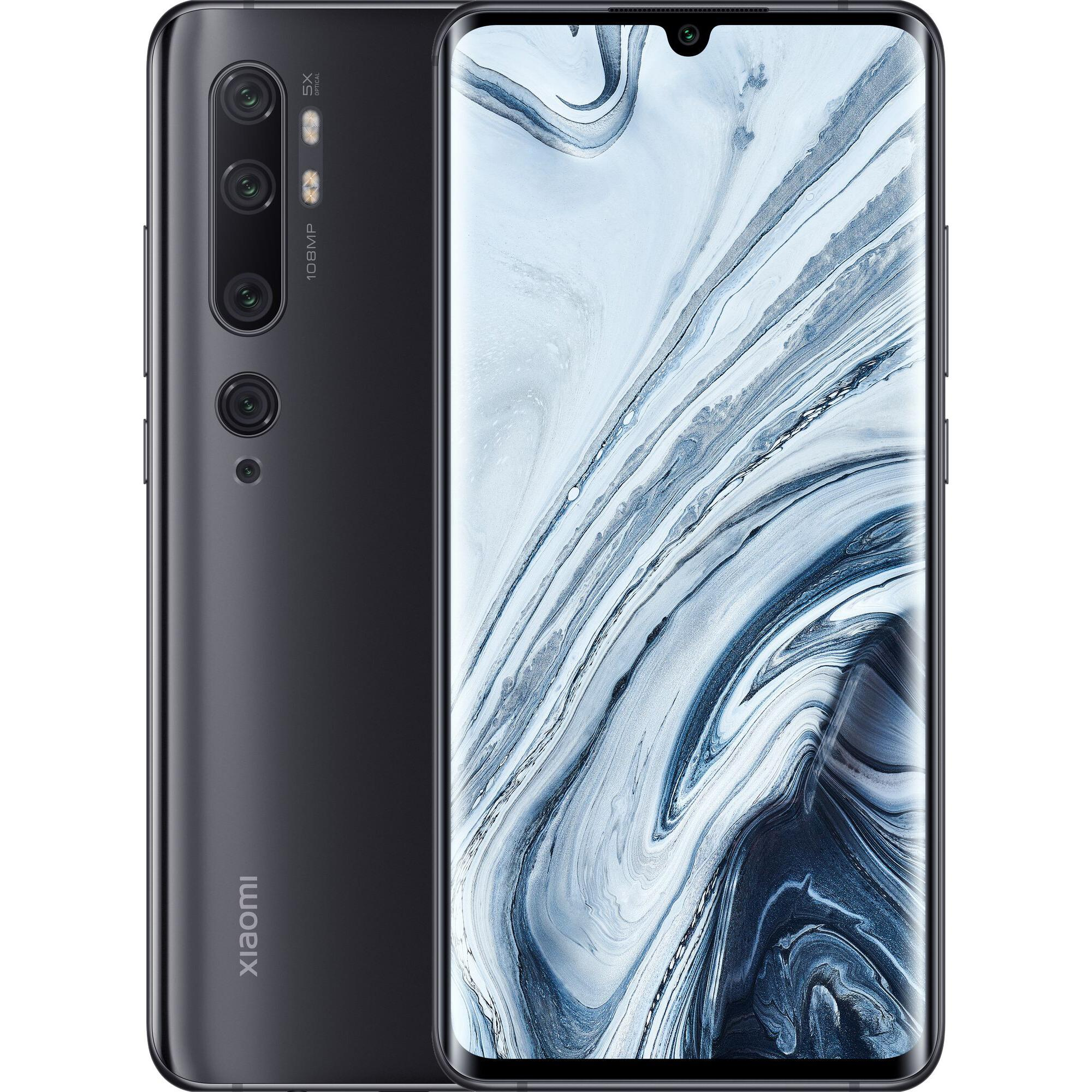Смартфон Xiaomi Mi Note 10 Pro 8/256GB Dual Sim Midnight Black