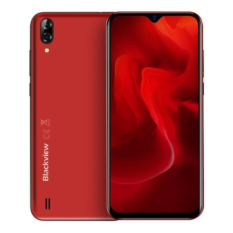 Смартфон Blackview A60 Pro 3/16GB DUALSIM Red OFFICIAL UA (6931548306085)