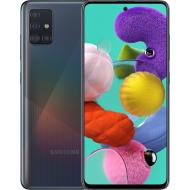 Смартфон Samsung Galaxy A51 6/128 Duos ZKW black (SM-A515FZKWSEK)