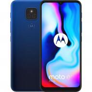 Смартфон Motorola E7 Plus 4/64GB Dual Sim Misty Blue (PAKX0008RS)